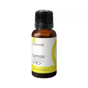 Lemon Essential Oil – 20mL