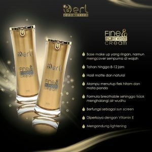 FINE & FAIRNESS CREAM B ERL